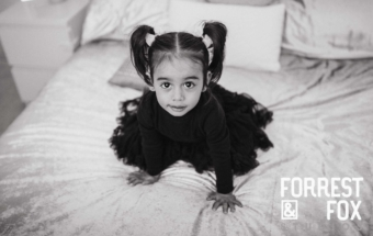 Child Session Forrest Fox Cardiff Photography